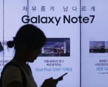 Corea del Sur investiga la crisis del Galaxy Note 7 de Samsung